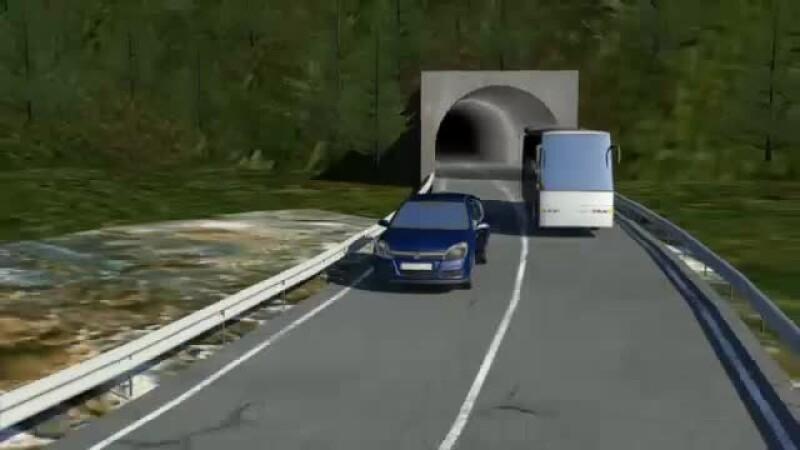accident Muntenegru