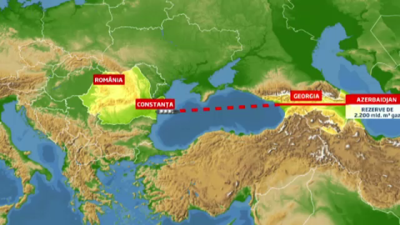 harta gazului 1