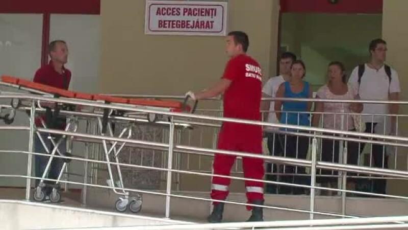 incident, Satu Mare