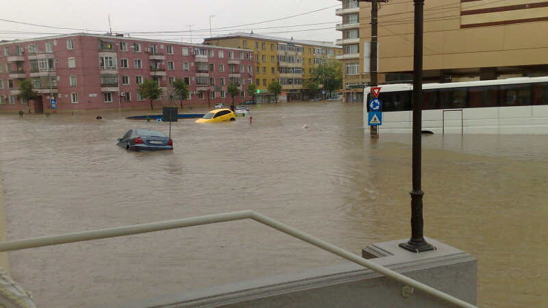 inundatii Tulcea - 1