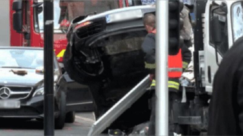accident Noisy cursa de masini
