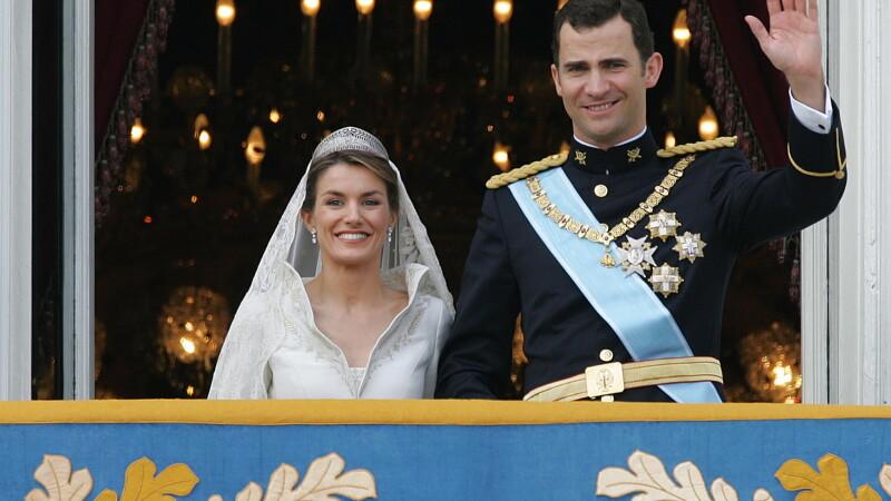 Cine este Felipe de Bourbon, noul rege al Spaniei. Sotia sa, regina, este o fosta prezentatoare de stiri