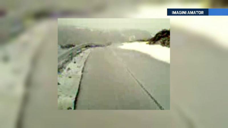 ninsoare iunie Transalpina