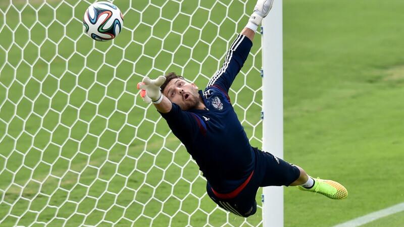 Campionatul Mondial de Fotbal 2014. Arbitrii nu vor mai gresi la niciun gol, datorita unei tehnologii electronice avansate