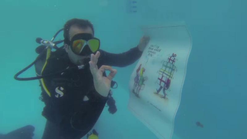 Galerie subacvatica