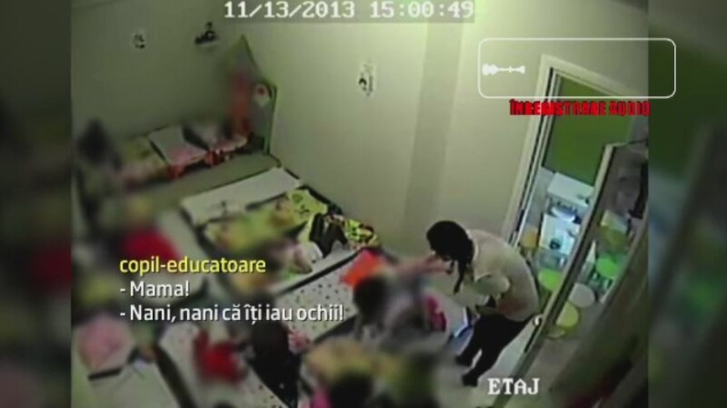 Cazul copiilor din Constanta abuzati de educatoare. Micutii cerseau in genunchi mila si pupau mainile educatoarelor
