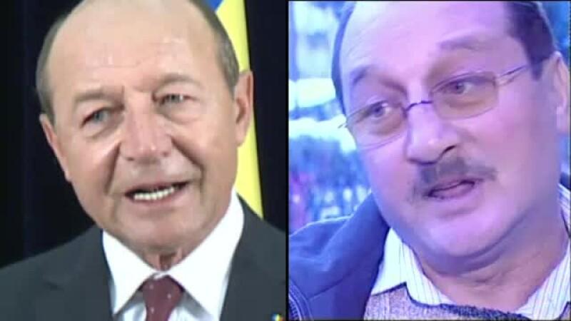 Traian Basescu, Mircea Basescu