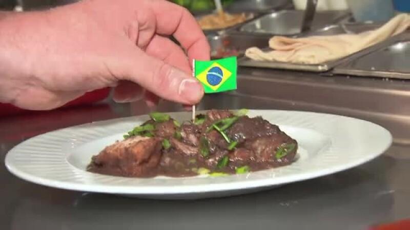 mancare braziliana