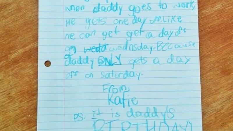 Reactia Google dupa ce fiica unui angajat a cerut o saptamana de vacanta pentru tatal ei. Mesajul a devenit viral pe internet