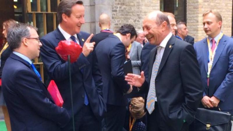 Basescu, in Belgia la comemorarea declansarii Primului Razboi Mondial. \