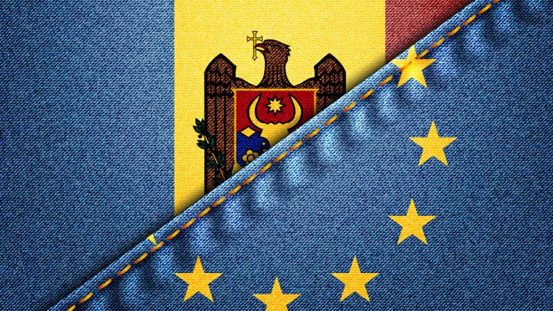Moldova, UE
