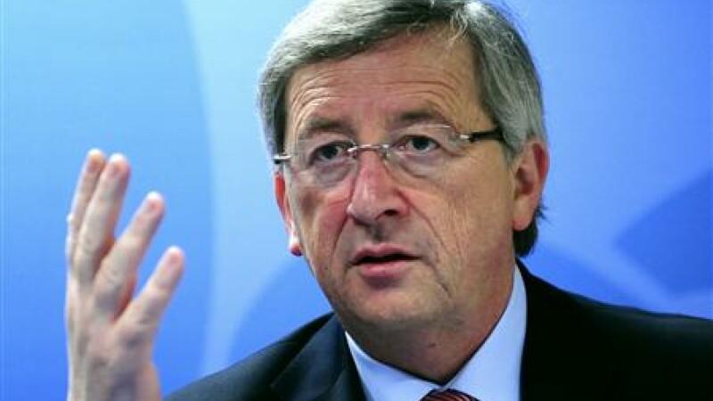 Jean-Claude Juncker, fost premier al Luxemburgului, ales presedinte al Comisiei Europene