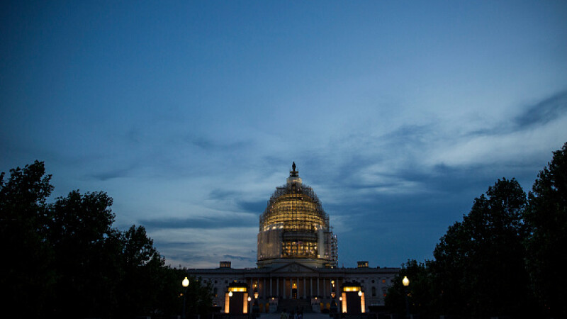 Senat SUA - Getty