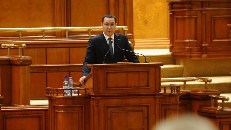 Victor Ponta, Ora Premierului