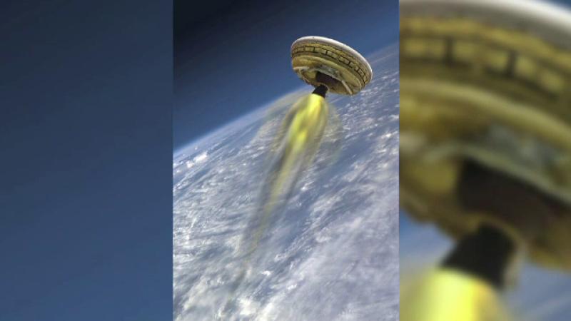 NASA farfurie