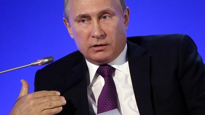 Vladimir Putin, despre conflictul din Ucraina: Rusia nu are planuri agresive si nu ameninta pe nimeni