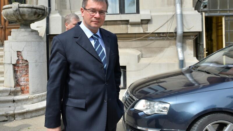 Mihai Razvan Ungureanu - AGERPRES