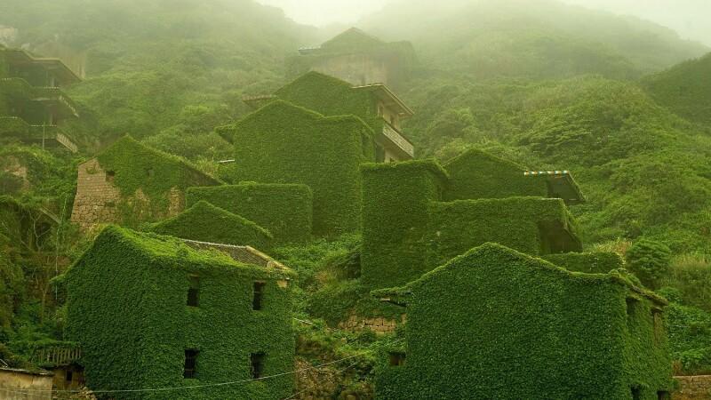 natura, cladiri, China - Qingjian photo