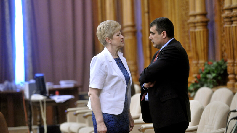 Mariana Rarinca, femeia acuzata ca a santajat-o pe sefa ICCJ Livia Stanciu, condamnata definitiv de Curtea de Apel