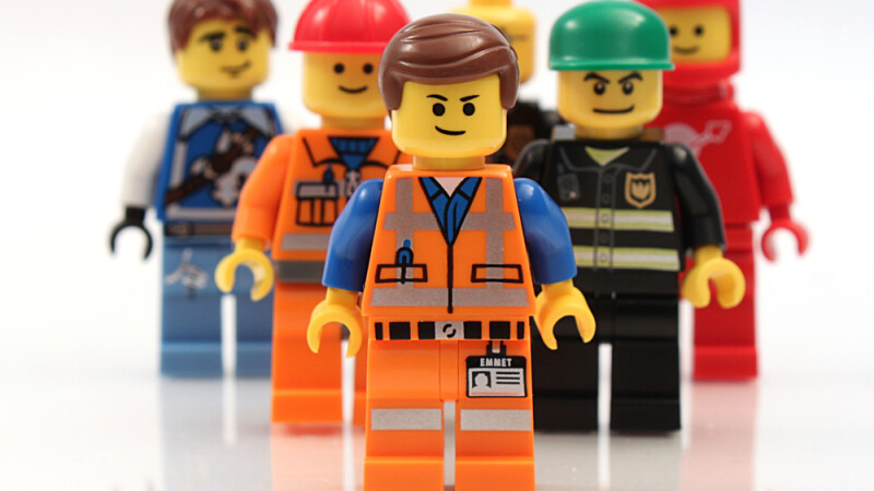 Lego - shutterstock