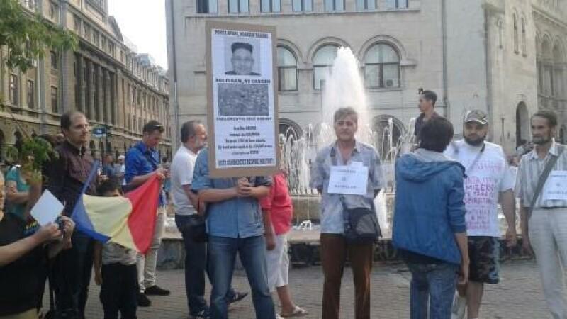 proteste piata universitatii - hotnews