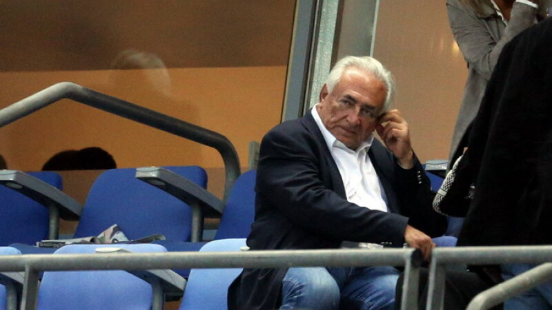 Dominique Strauss-Kahn - getty