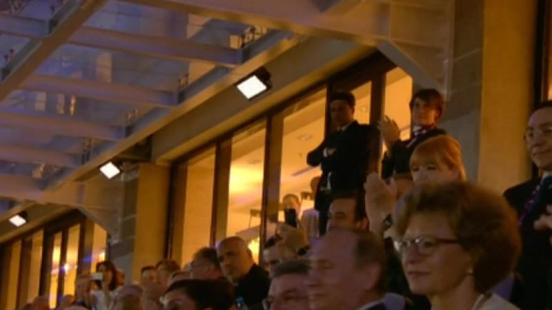 Victor Ponta, Vladimir Putin