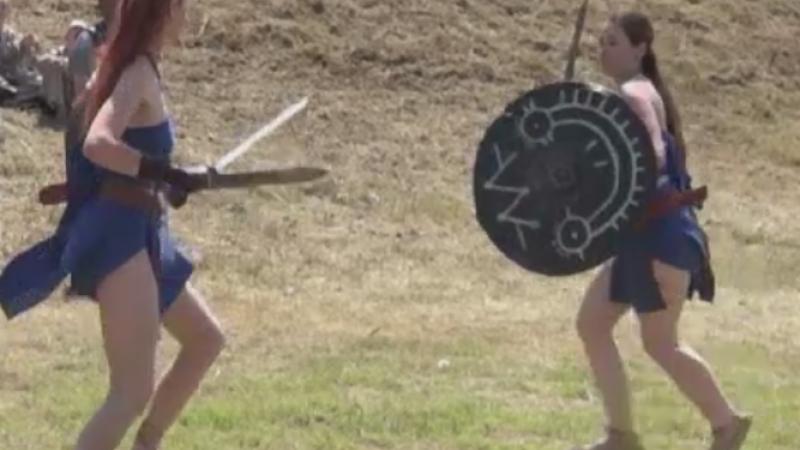 gladiatoare