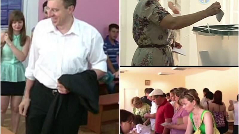alegeri Republica Moldova
