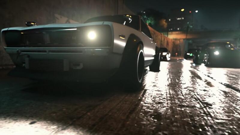 Primele imagini din jocul Need for Speed ce a fost realizat la Bucuresti. Cand va fi lansat