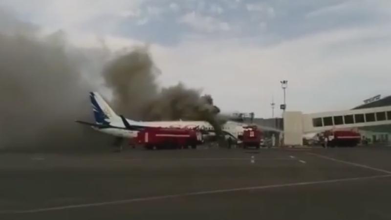 avion foc