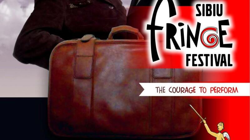 Sibiu Fringe Festival a dat startul la spectacole interactive in spatii neconventionale