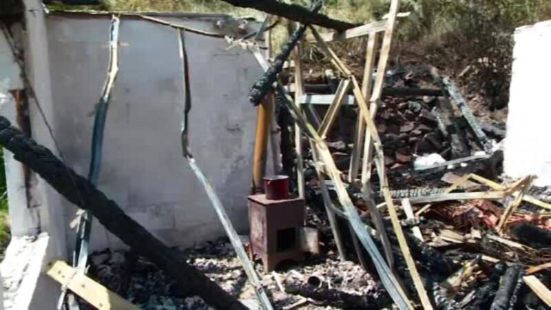incendiu Cavnic