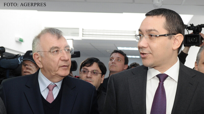 Premierul Victor Ponta si Andrei Chiliman, primarul Sectorului 1, au participat la inaugurarea Unitatii de Primiri Urgente a Spitalului Floreasca din Capitala
