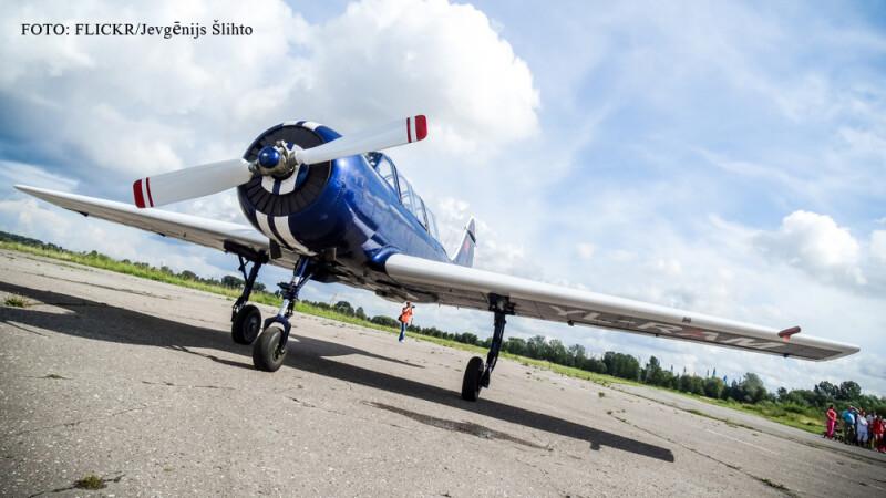 avion Yak-52