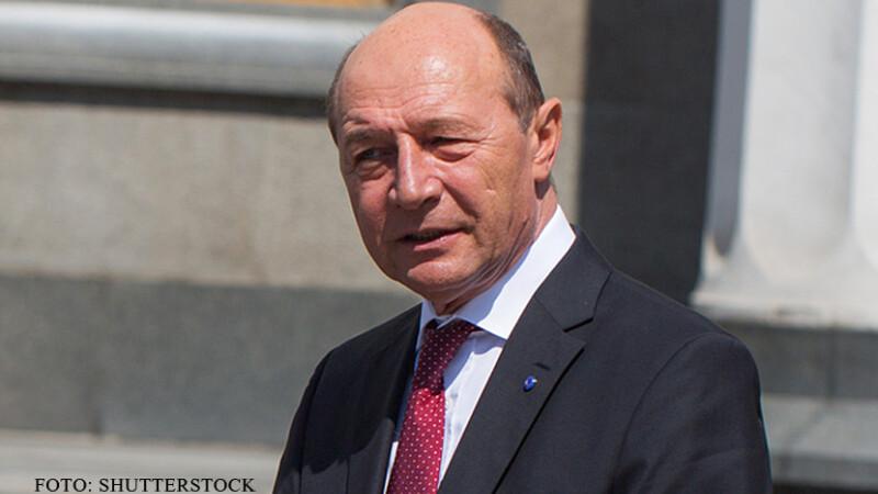 Traian Basescu FOTO: SHUTTERSTOCK