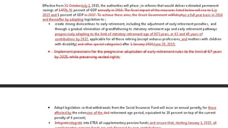 Propuneri de reforma Grecia