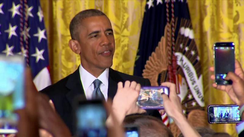 Barack Obama - stiri