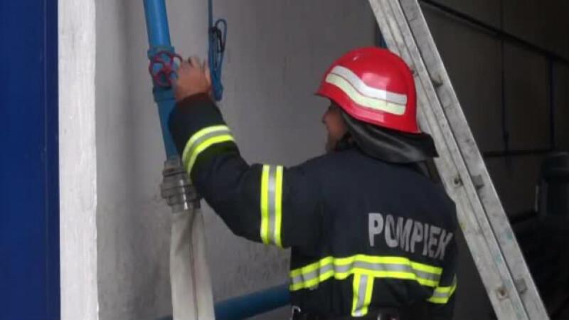 pompieri Galati