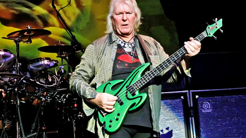 Yes, Chris Squire