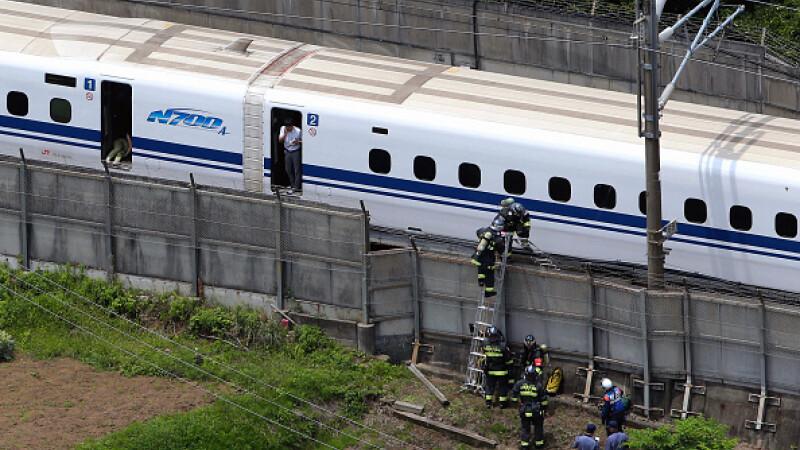 tren japonia - getty