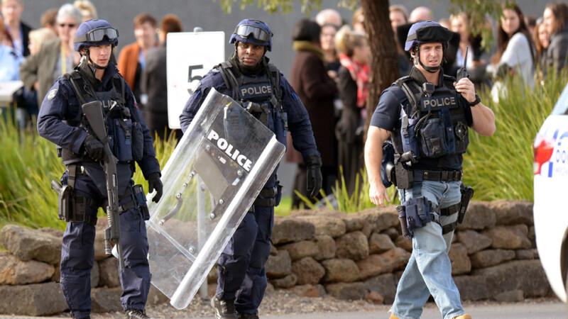 revolta la o inchisoare din Australia