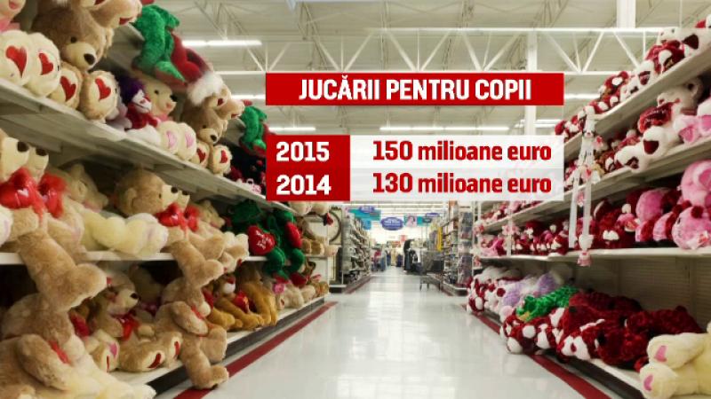 Suma uriasa pe care parintii romani o cheltuie anual pe cadouri si jucarii pentru copii. Cat au scos din buzunar de 1 iunie