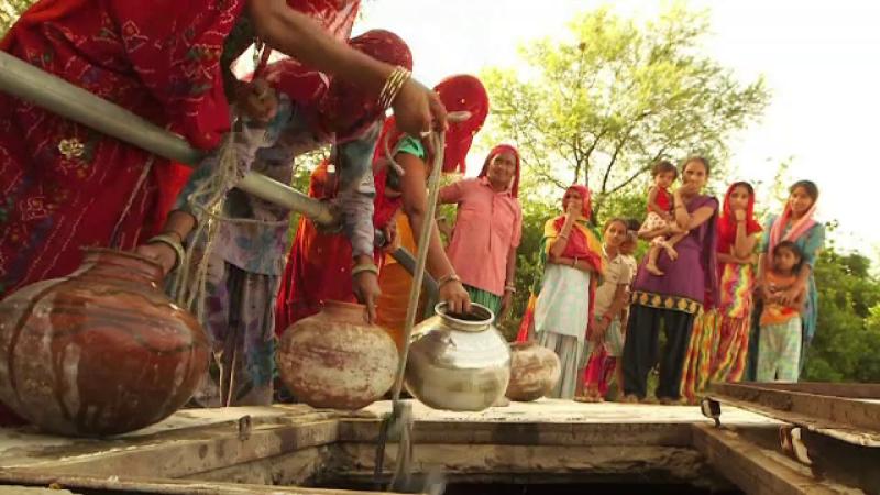Canicula a ucis peste 370 de oameni din India, in ultimele zile. Temperaturile au ajuns la 51 de grade Celsius