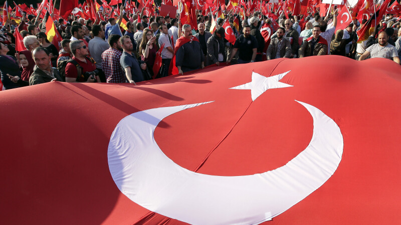 proteste turci - agerpres