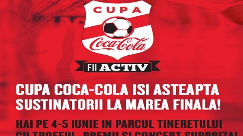 Cupa Coca Cola