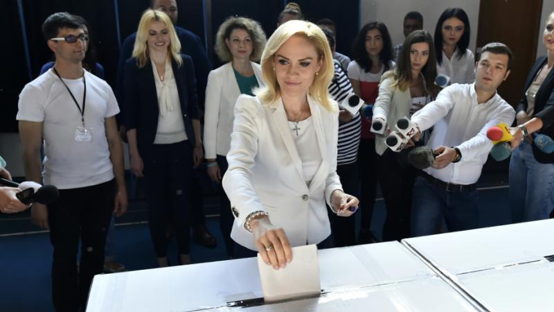Gabriela Firea la vot