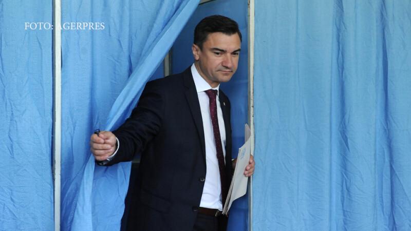 REZULTATE ALEGERI LOCALE 2016, IASI. Mihai Chirica a castigat primaria Iasi, potrivit primelor sondaje