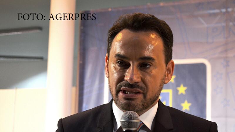 Copresedintele PNL Arad Gheorghe Falca, primar al Aradului
