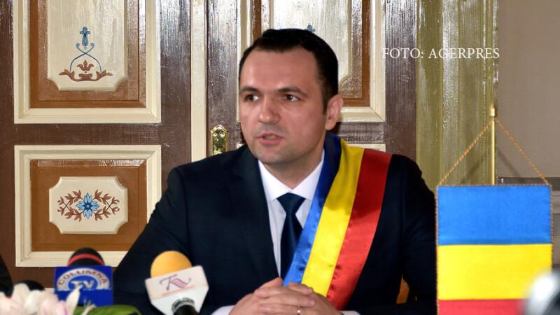 primarul interimar al Targovistei, Cristian Stan